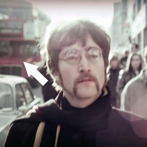 Beatles Penny Lane video