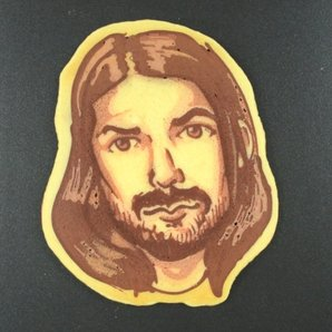 Biffy Clyro pancake Simon Neil Dancakes