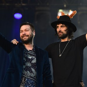 Serge Pizzorno Tom Meighan Kasabian