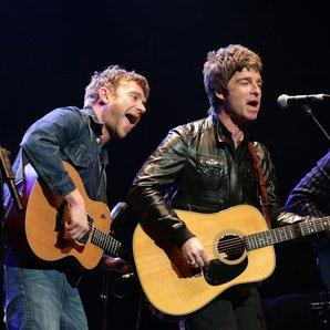 Damon Albarn Noel Gallagher Teenage Cancer Trust
