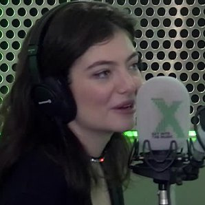 Lorde on the Gordon Smart show March 2017