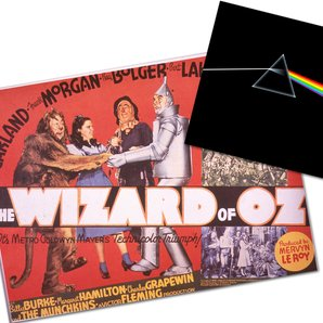 Wizard Of Oz Dark Side Of The Moon
