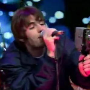 Oasis first ever TV performance Supersonic