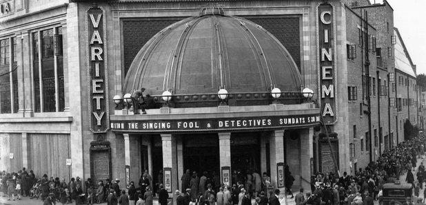 Brixton Astoria (now Brixton Academy), August 1929
