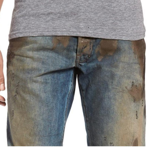 Nordstrom are selling jeans with fake mud for $425