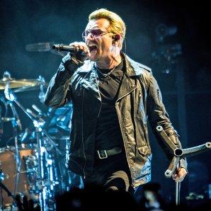 Bono U2 Live 2015