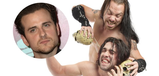 Jared Followill and some wrestlers