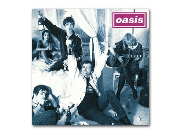 Oasis - Cigarettes And Alcohol