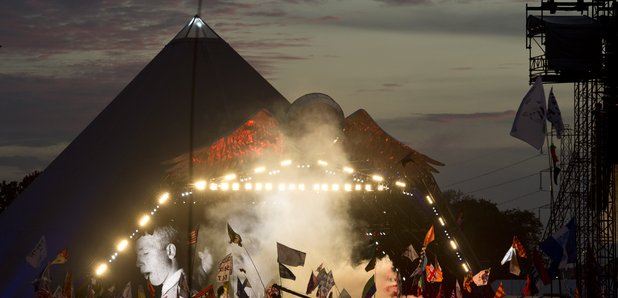 Glastonbury Pyramid Stage live