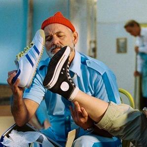 The Life Aquatic Steve Zizzou Adidas trainers