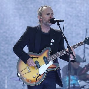 Radiohead's Thom Yorke at TRNSMT Festival 2017