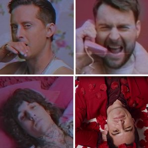 Car Barat, Liam Fray, Dan Smith, Oli Sykes, Brendo
