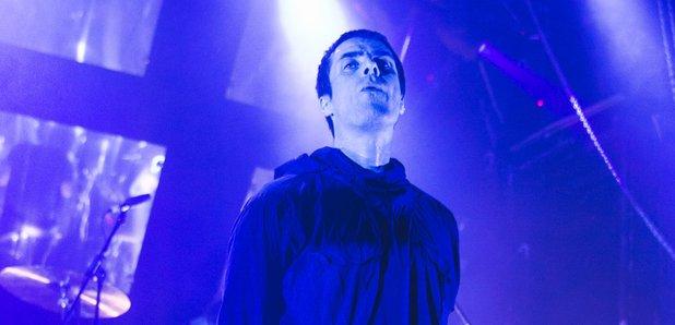 Liam Gallagher Electric Brixton 2017