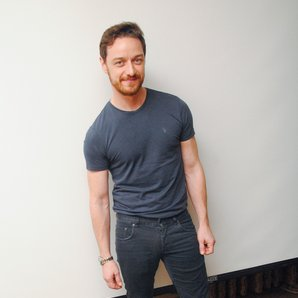 James McAvoy in 2016
