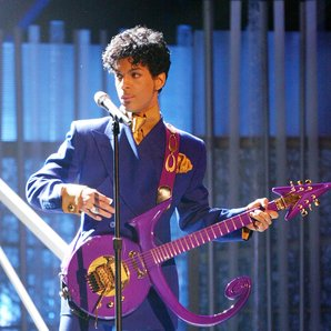 Prince at the 46th Annual Grammy Awards 2004