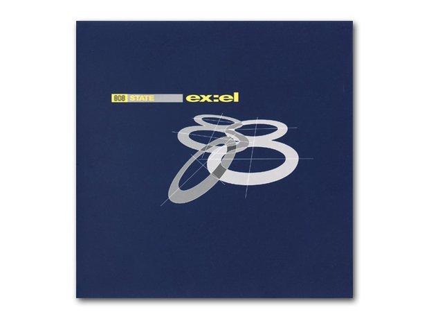 808 State - Ex:el album cover