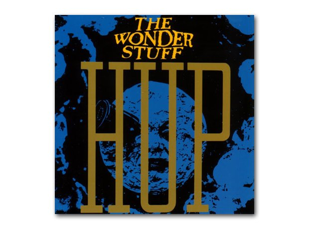 October: The Wonder Stuff - Hup album cover