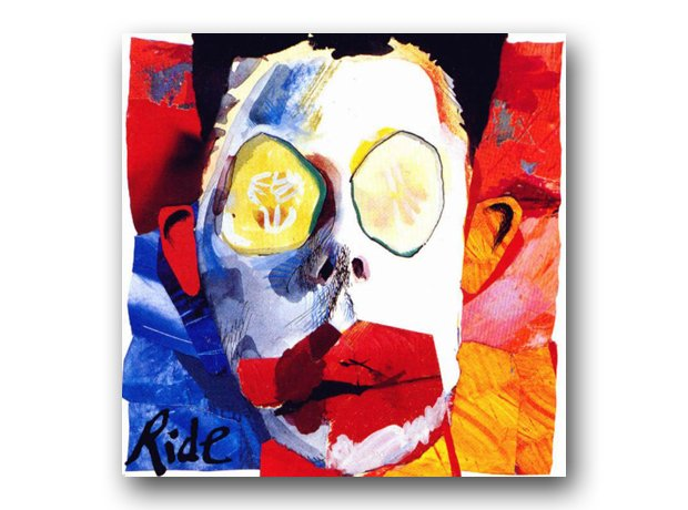 Ride - Leave Them All Behind album cover