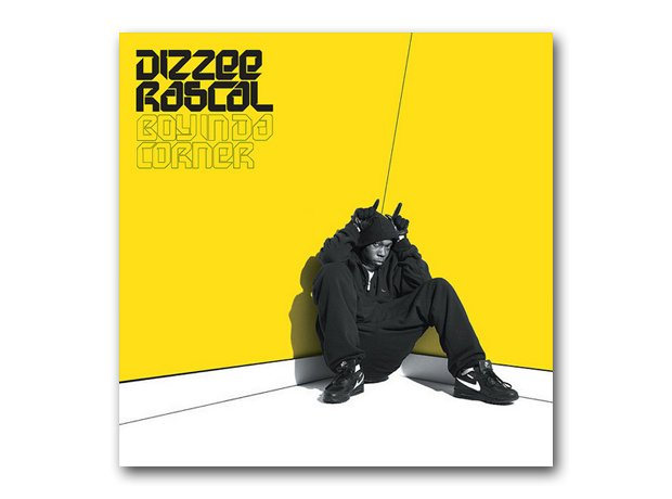 Dizzee Rascal - Boy In Da Corner album cover