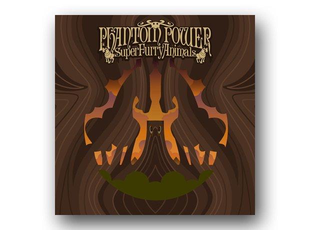 Super Furry Animals - Phantom Power album cover