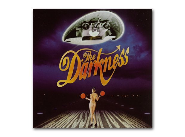 The Darkness - Permission To Land album cover
