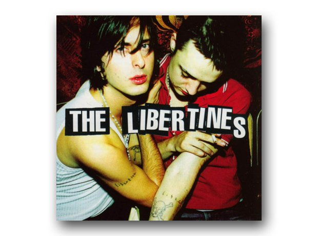 The Libertines - The Libertines album cover