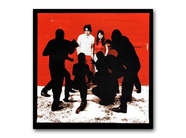 The White Stripes - White Blood Cells album cover